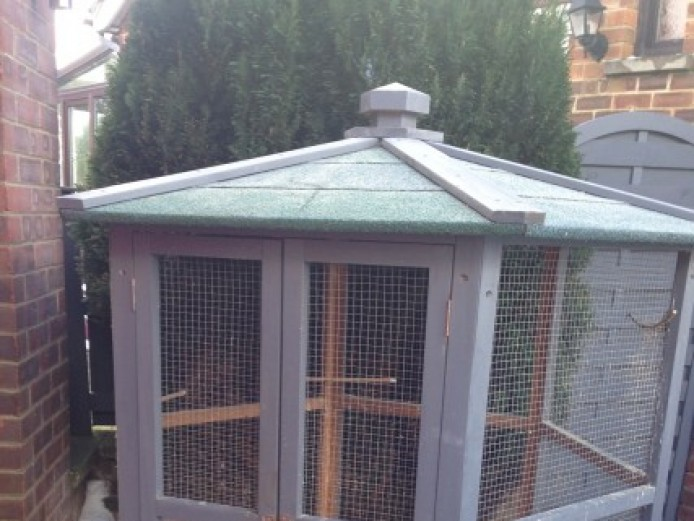 Bird Aviary For Sale